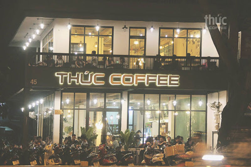 Những nét đặc trưng mà Cafe Thức sở hữu