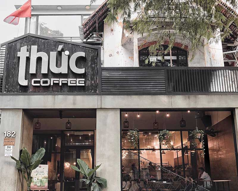 Sự hình thành và phát triển của Cafe Thức