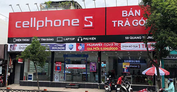 Hệ thống CellphoneS