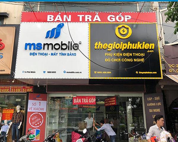Cửa Hàng Phụ kiện điện thoại giá rẻ TPHCM Msmobile