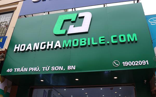 Chuỗi cửa hàng Hoàng Hà Mobile