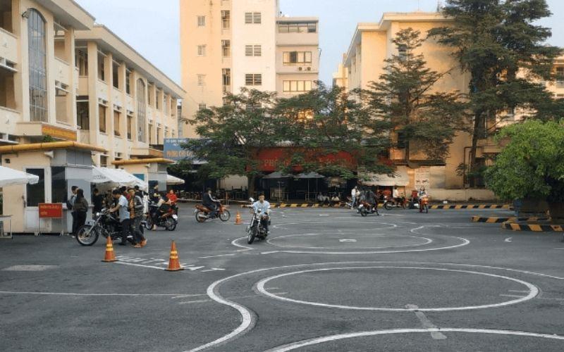 Trung tâm dạy lái xe bằng a2 Thái Sơn