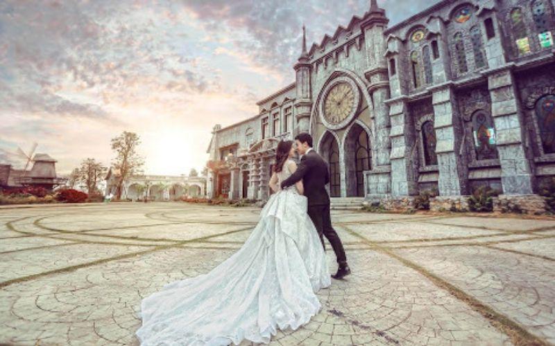 Chụp ảnh cưới quận 1 - liebe
