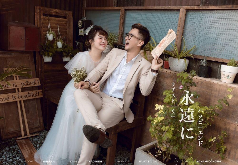 Chụp ảnh cưới quận 11 - fairy