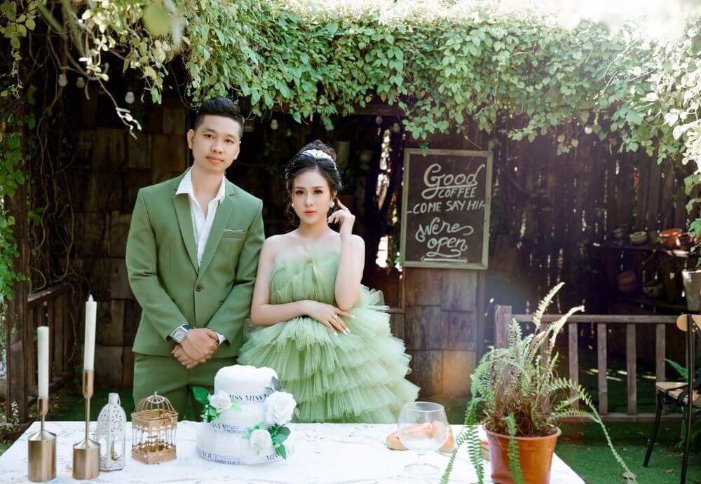 Chụp ảnh cưới quận 11 - lucky anh & em