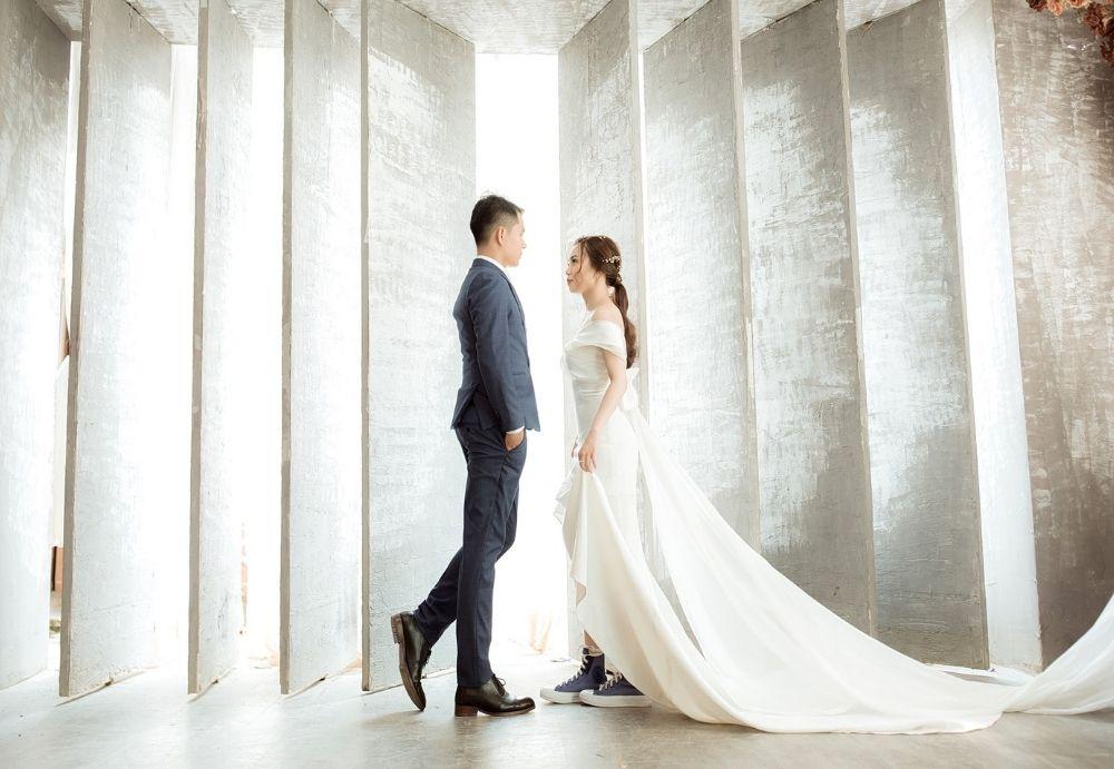 Chụp ảnh cưới quận 12 - danh