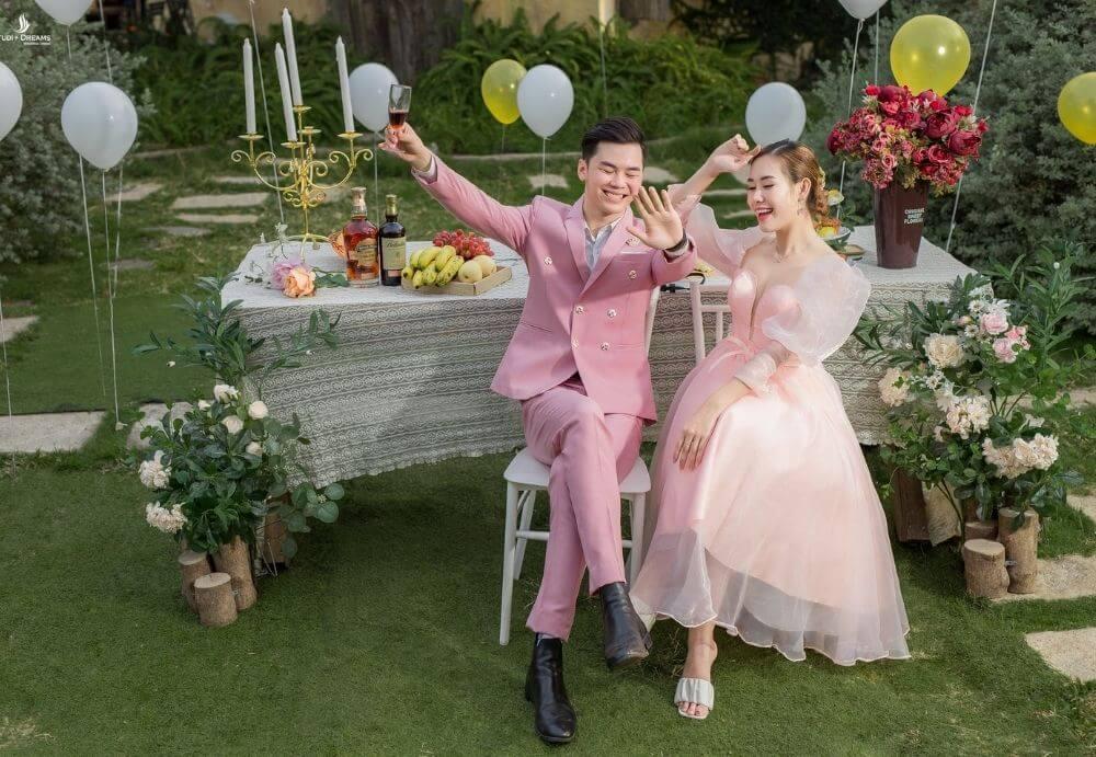 Chụp ảnh cưới quận 12 - dreams