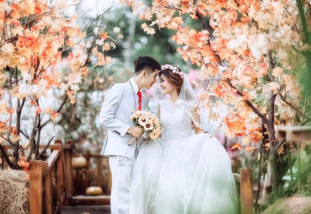 Chụp ảnh cưới quận 12 - le dung