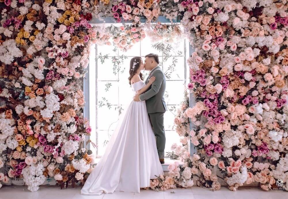 Chụp ảnh cưới quận 12 - mộc media