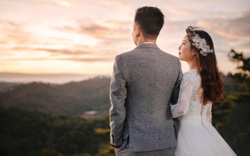 Chụp ảnh cưới phạm hoàng