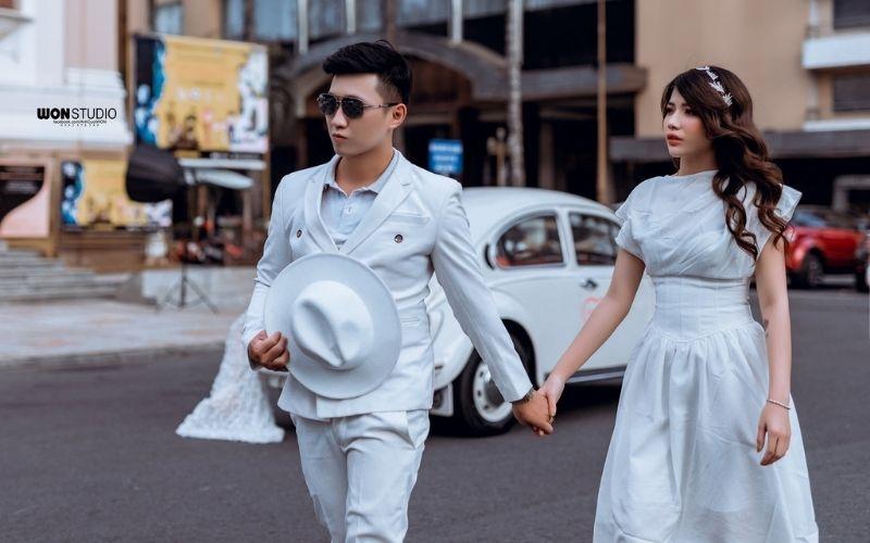 Chụp ảnh cưới tại vietnam wedding travel