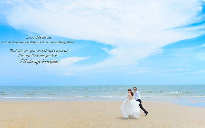 Chụp ảnh cưới quận 2