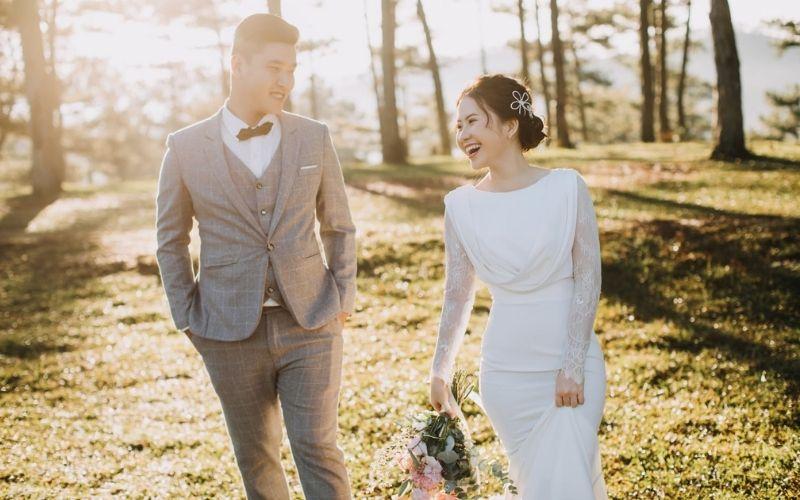Chụp ảnh cưới quận 3 aura