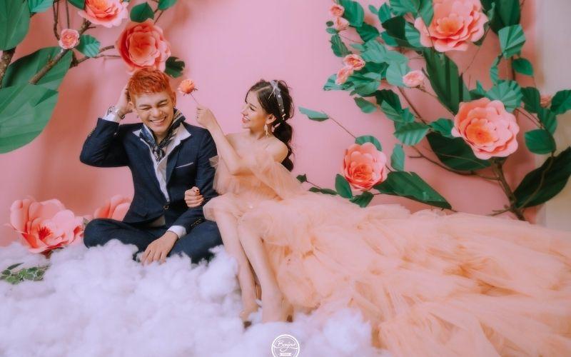 Chụp ảnh cưới quận 4- mai anh