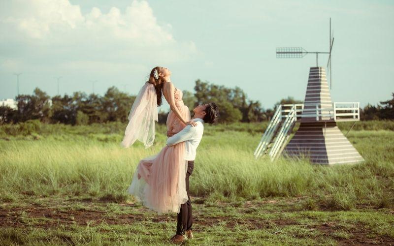 Chụp ảnh cưới quận 5 - alex cui
