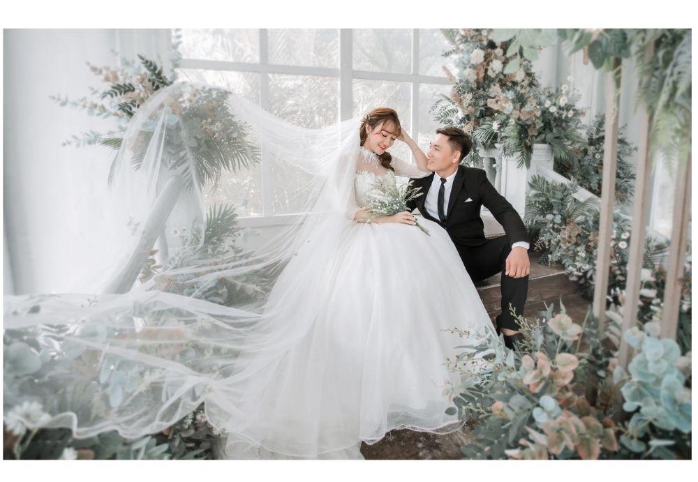 Chụp ảnh cưới quận 6 - thiên đường hạnh phúc
