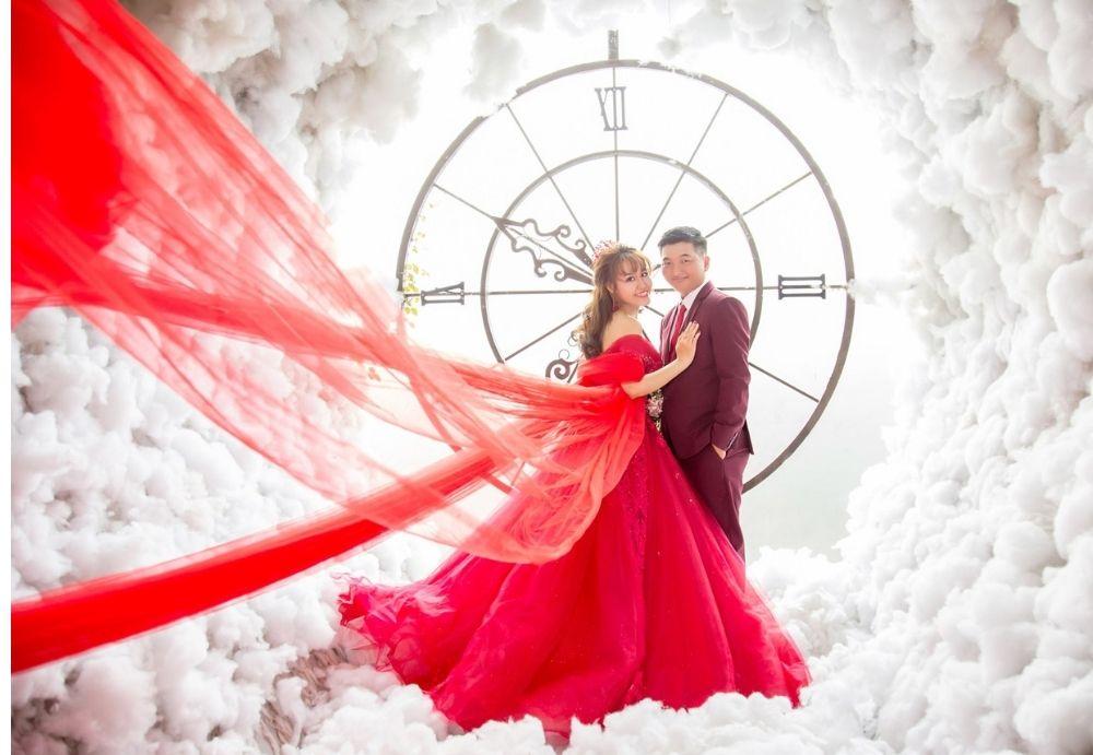 Chụp ảnh cưới quận 6 - thiên tuấn