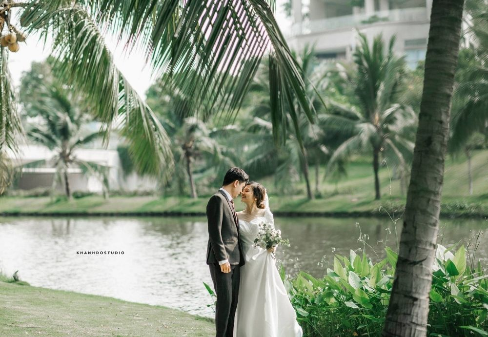 Chụp ảnh cưới quận 8 - khanh do