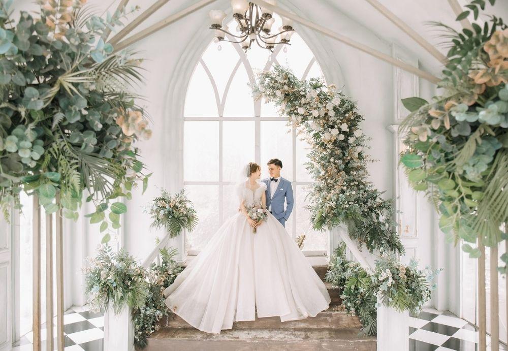 Chụp ảnh cưới quận bình tân - alaska