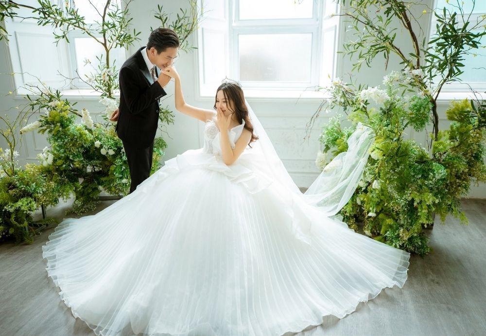 Chụp ảnh cưới quận bình tân - nhi