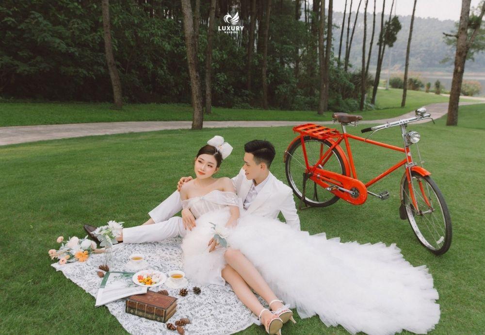 Chụp ảnh cưới quận bình thạnh - sansan