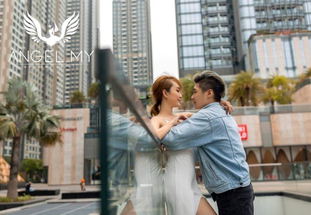 Chụp ảnh cưới quận củ chi - angle mỹ