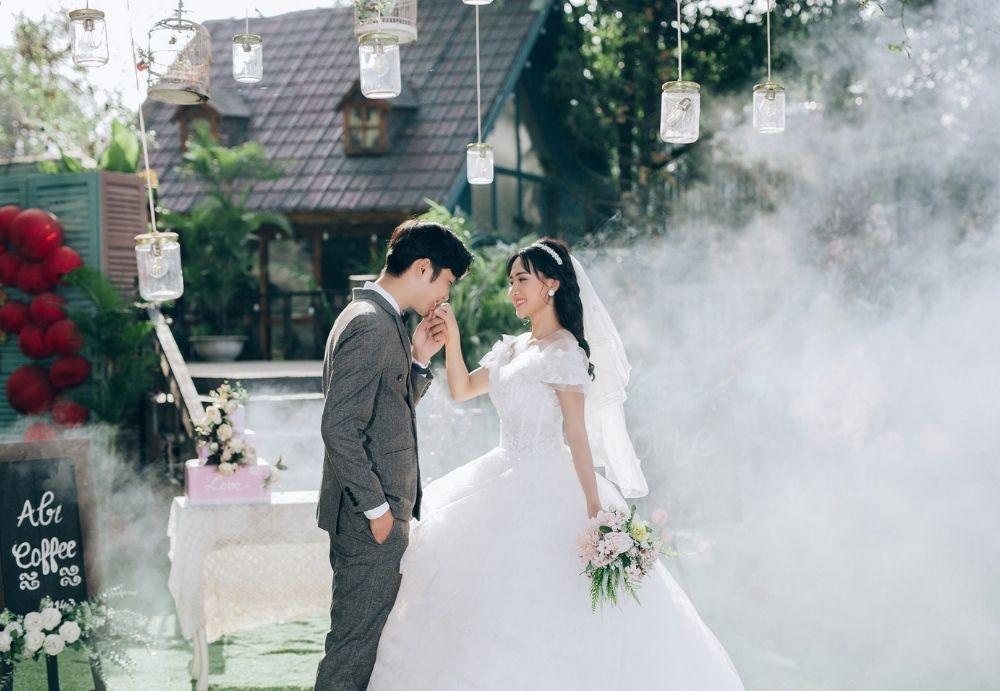 Chụp ảnh cưới quận gò vấp - công đức