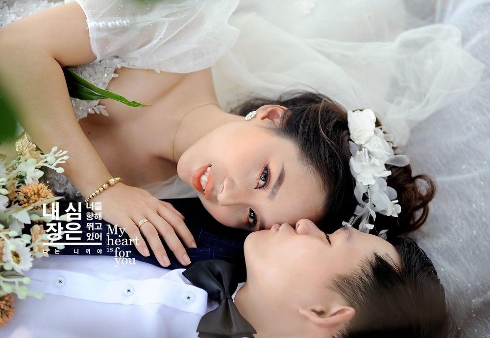 Chụp ảnh cưới quận hóc môn - cát tường