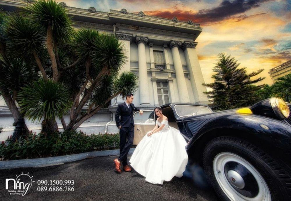Chụp ảnh cưới quận thủ đức -nắng