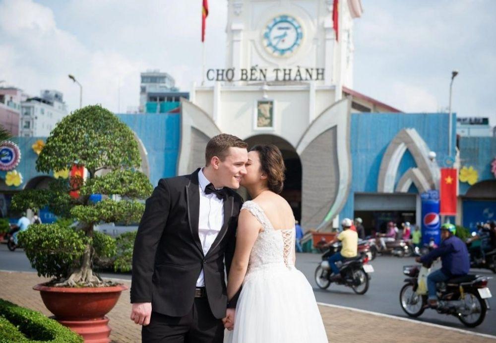 Địa điểm chụp ảnh cưới ở tphcm