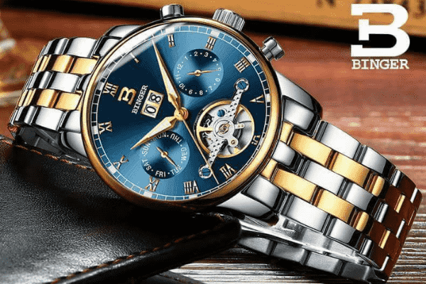Đồng hồ Binger của nước nào