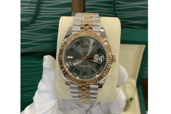 Đồng hồ cơ Rolex Thụy Sĩ