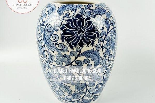 Bình hoa gốm Thanh Lương
