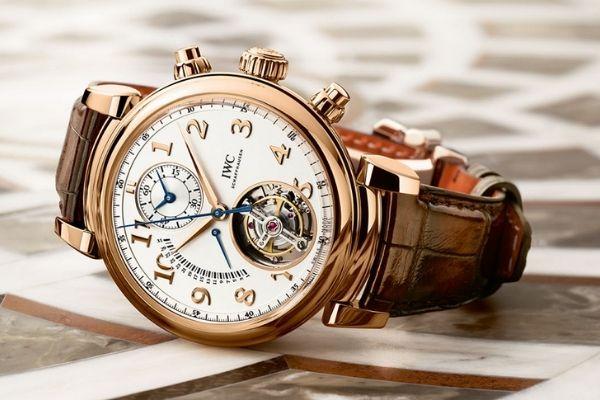 Các cột mốc quan trọng của thương hiệu đồng hồ IWC