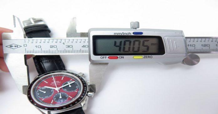 Case Diameter là gì Case Thickness là gì Cách chọn size