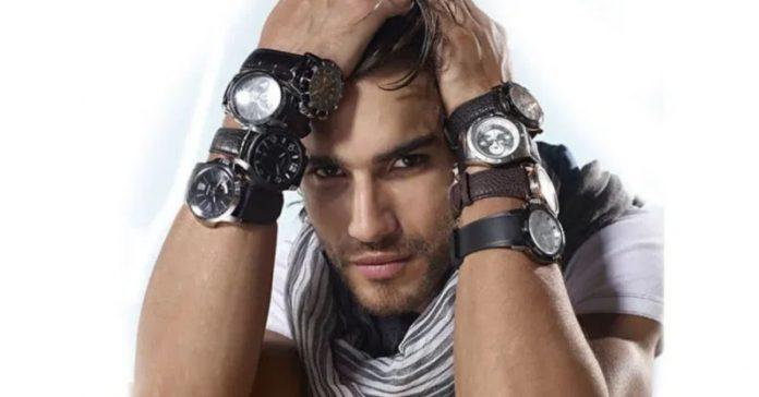 cổ tay to nên đeo đồng hồ gì