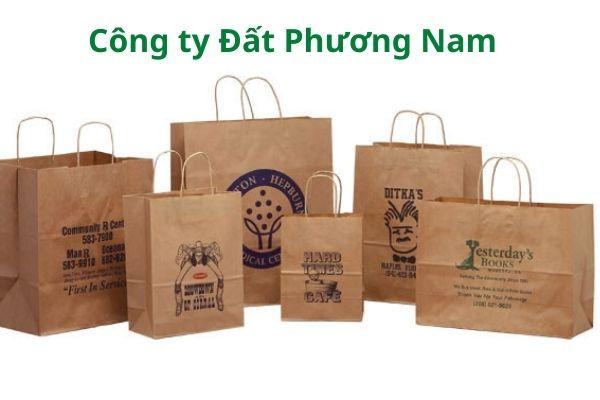 Công ty Đất Phương Nam - Xưởng in túi giấy TPHCM