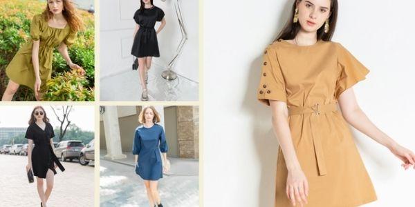Đầm công sở tại J-P Fashion