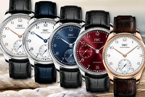 Đồng hồ IWC của nước nào