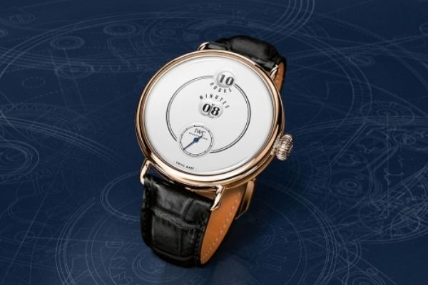Đồng hồ IWC nam – JUBILEE