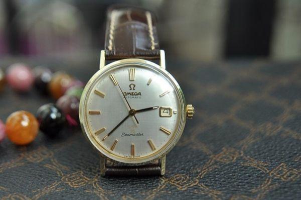 Đồng hồ cổ Thụy Sỹ Omega Seamaster