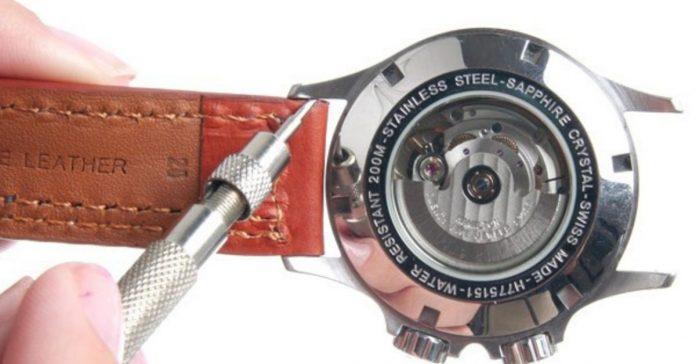 dụng cụ thay dây đồng hồ
