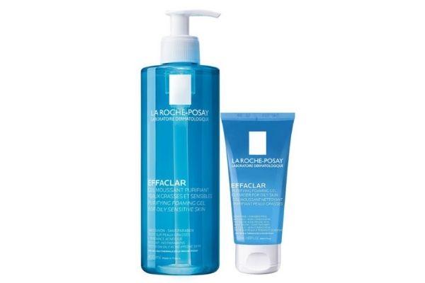 La Roche-Posay Effaclar Gel For Oily Sensitive Skin