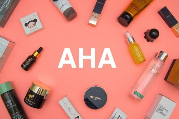 Lưu ý khi lựa chọn và sử dụng AHA an toàn