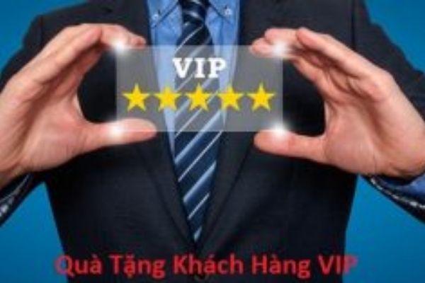 Quà tặng khách hàng VIP được hiểu như thế nào