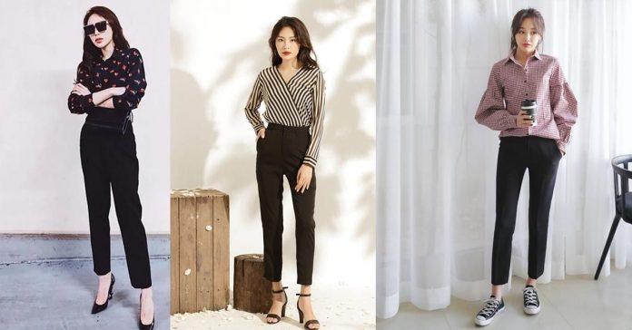Top 10 Shop Bán Quần Tây Nữ TPHCM Đẹp Uy Tín Hàng Đầu
