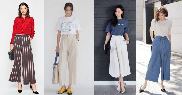 Top 10 shop bán quần Culottes TPHCM