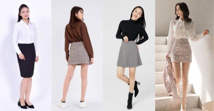 Top 7 shop bán chân váy nữ tphcm đẹp