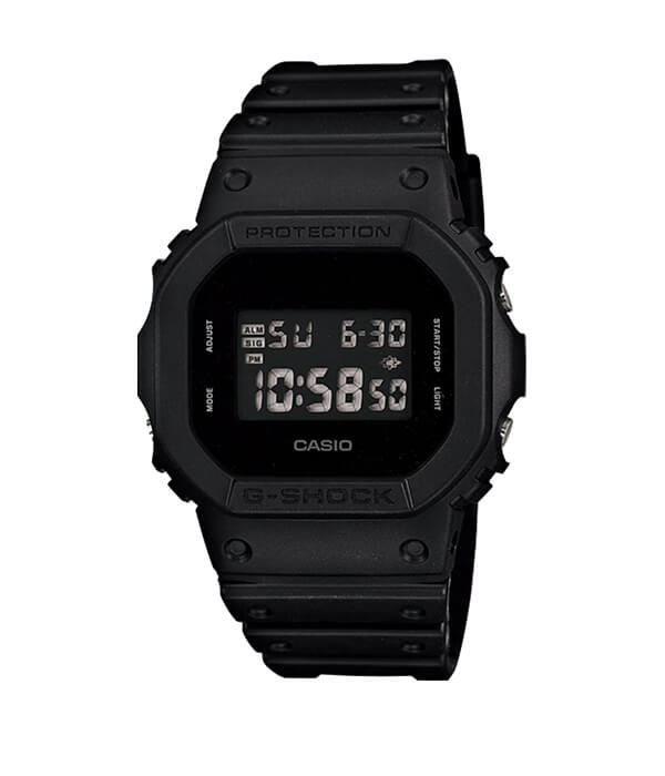 Casio G-Shock – chiến binh vượt thời gian