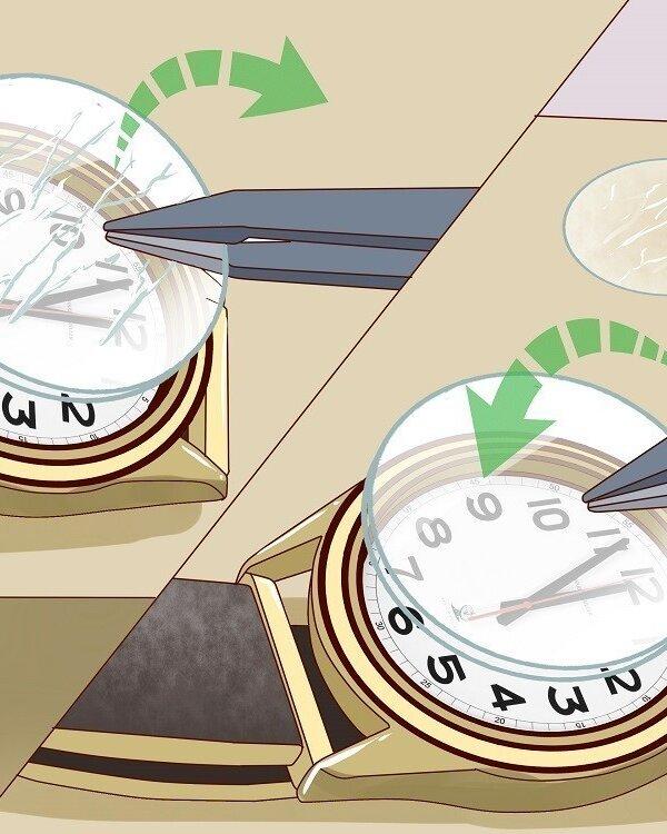 công dụng của kính cường lực đồng hồ